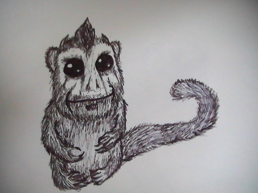 ceeper monkey
