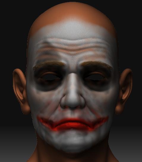 Joker Attempt