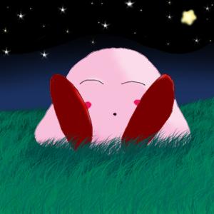 Sleep Kirby Sleep