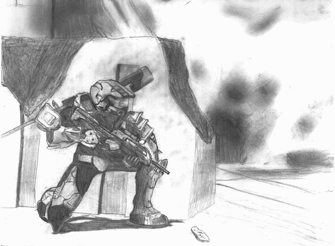 Spartan 355 - Halo 3