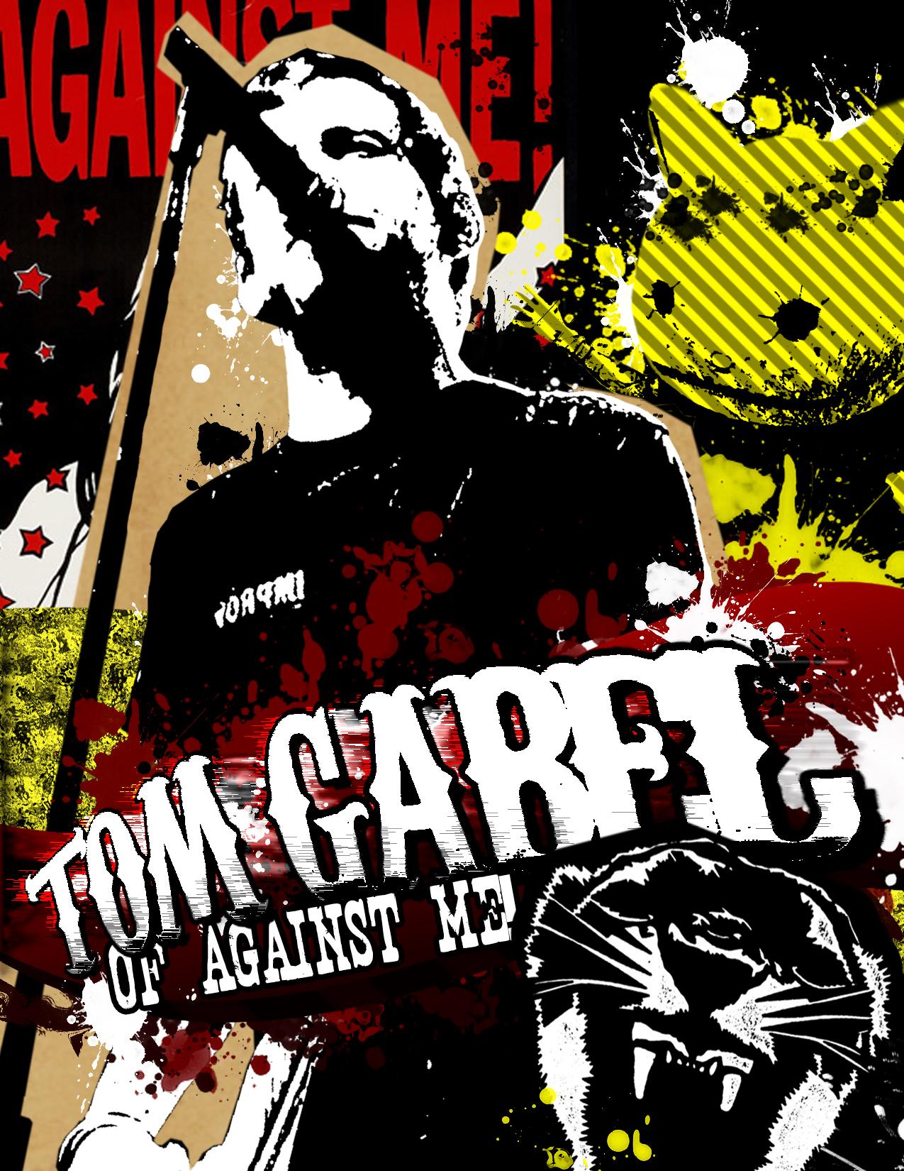 Tom Gabel Poster