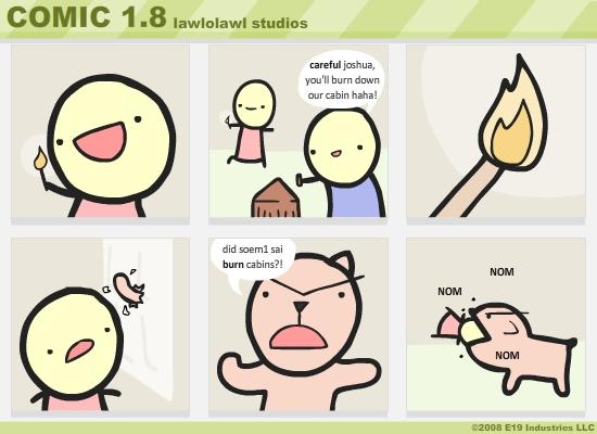 Lawlolawl Weekly Comic 1.8