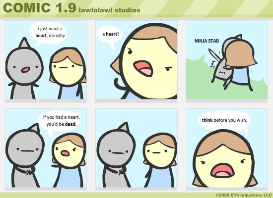 Lawlolawl Weekly Comic 1.9