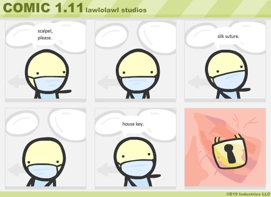Lawlolawl Weekly Comic 1.11