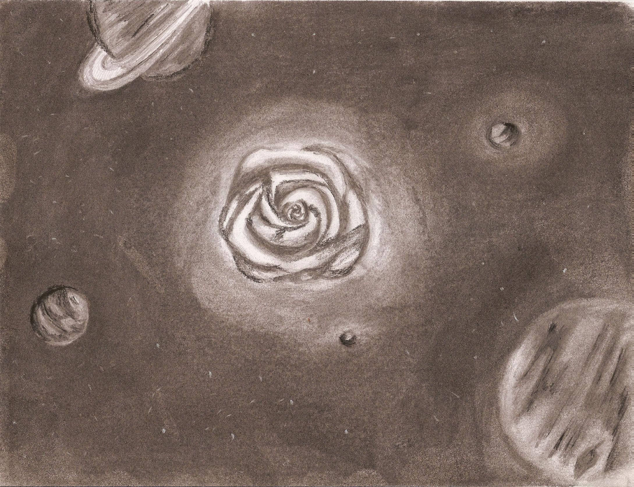 Flowered Universe