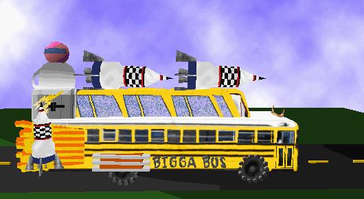 The Bigga Bus