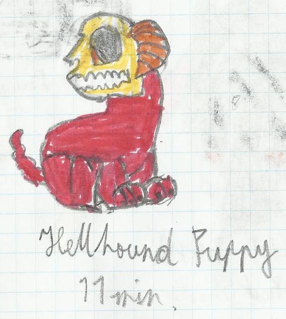 Hellhound Puppy
