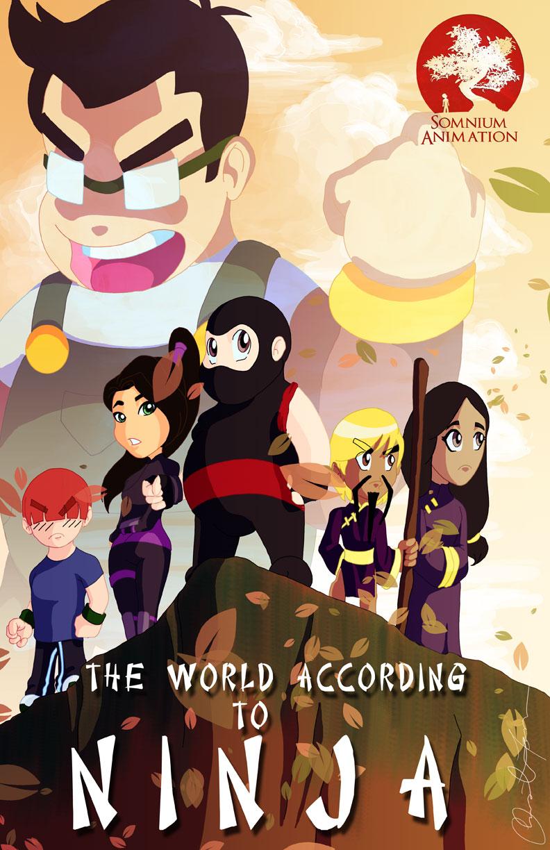 WorldAccordingToNINJA Poster
