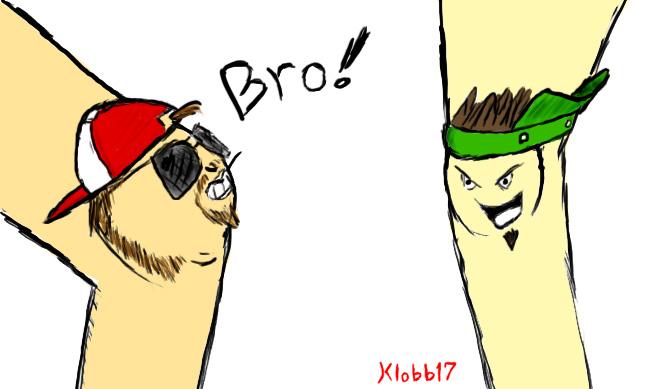 Bro Knees