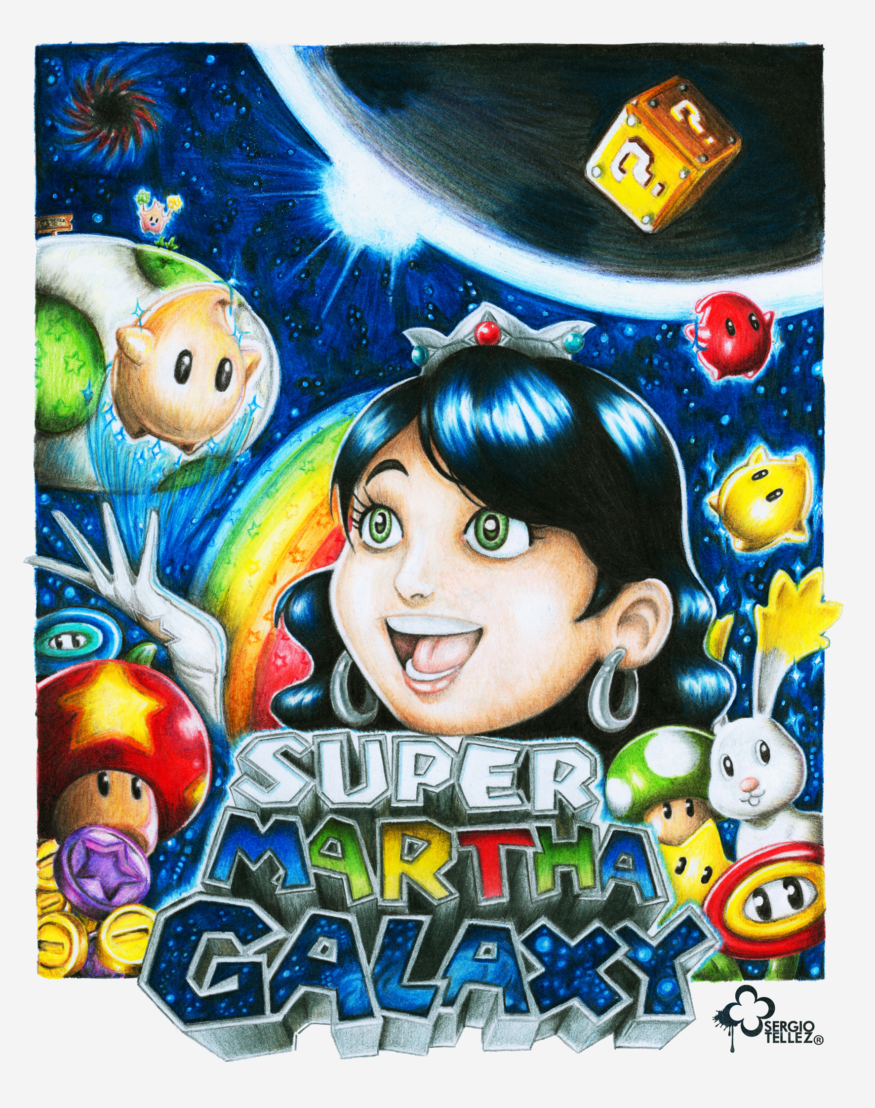Super Martha Galaxy