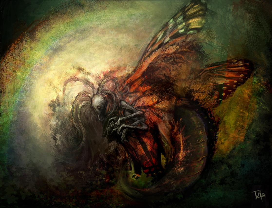 Monarch Deathhead