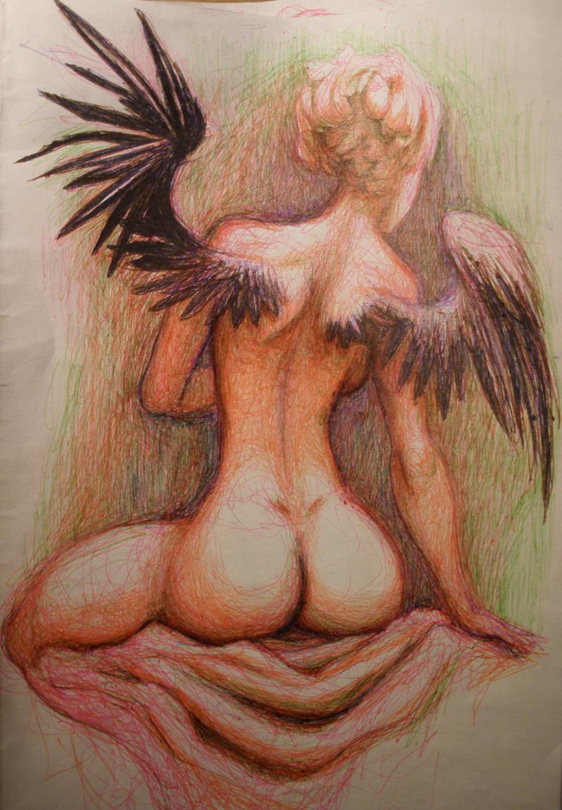 janus black wings