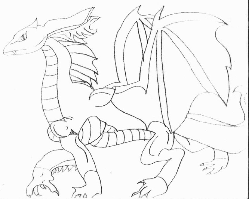 Dragon Side View 2004