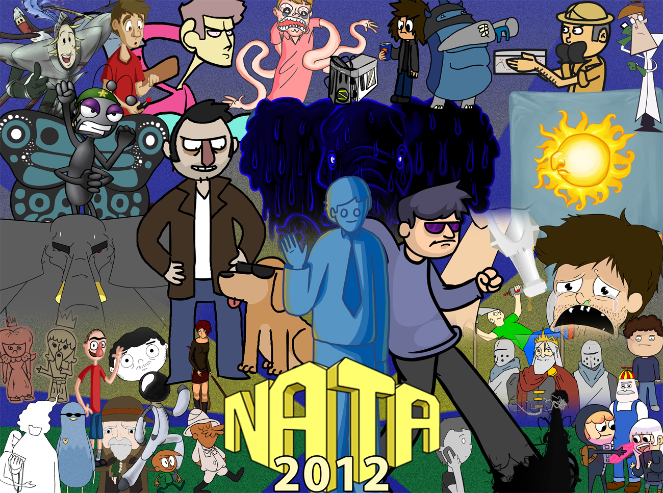 NATA Calendar Page 2012