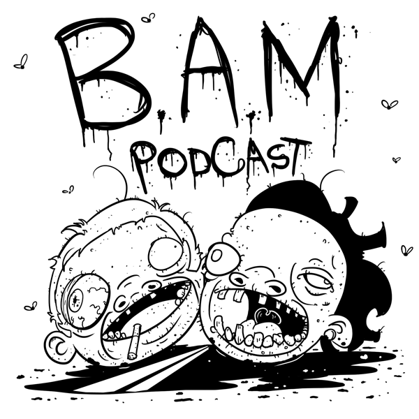 Bam Podcast cover