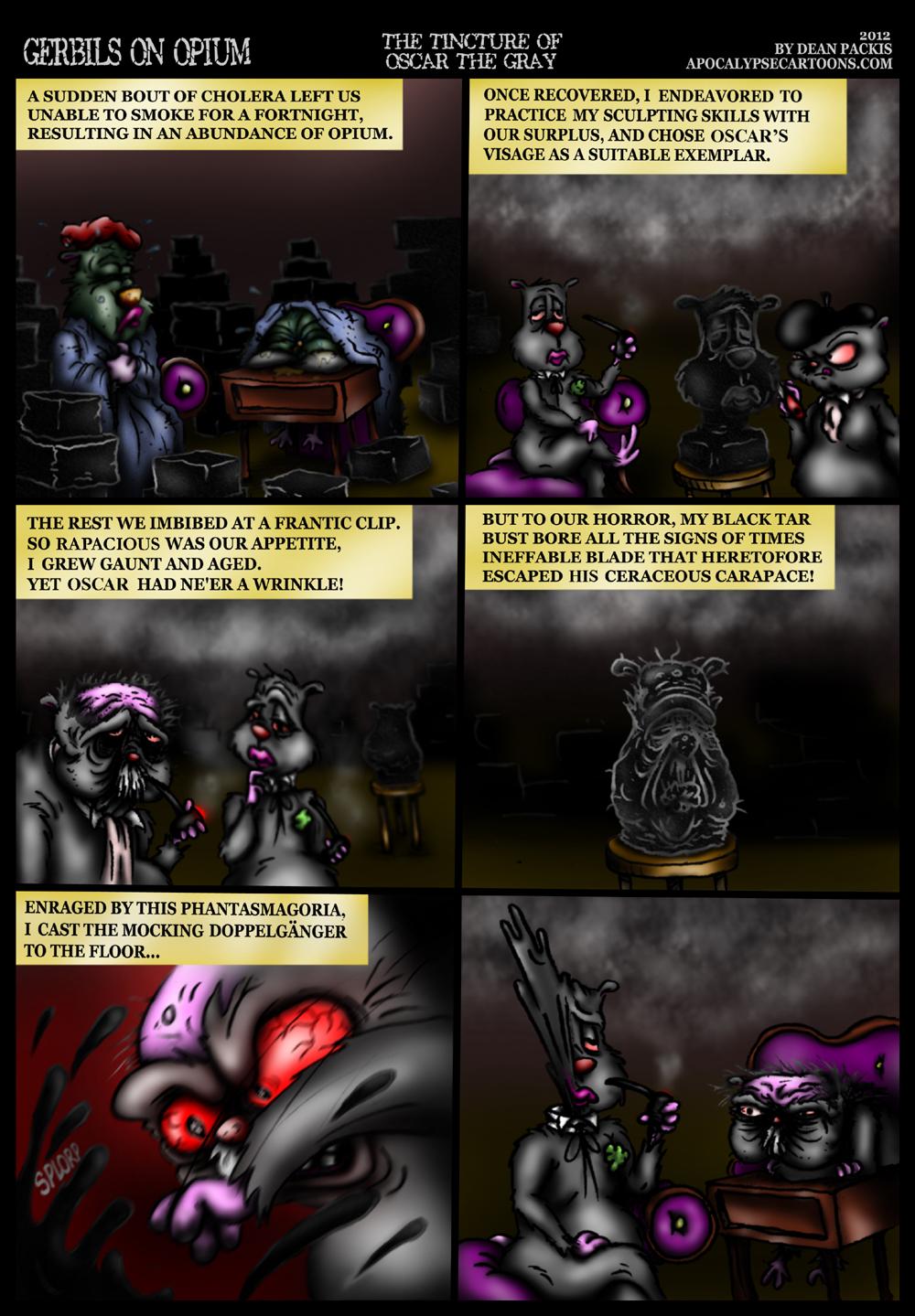 Gerbils on Opium comic 007