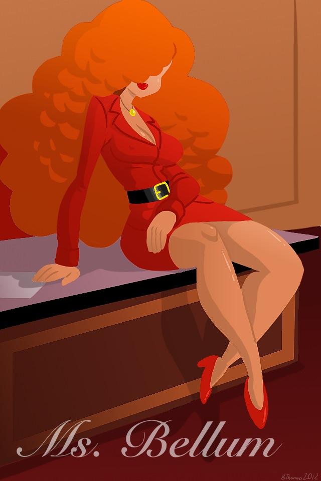 Ms. Bellum
