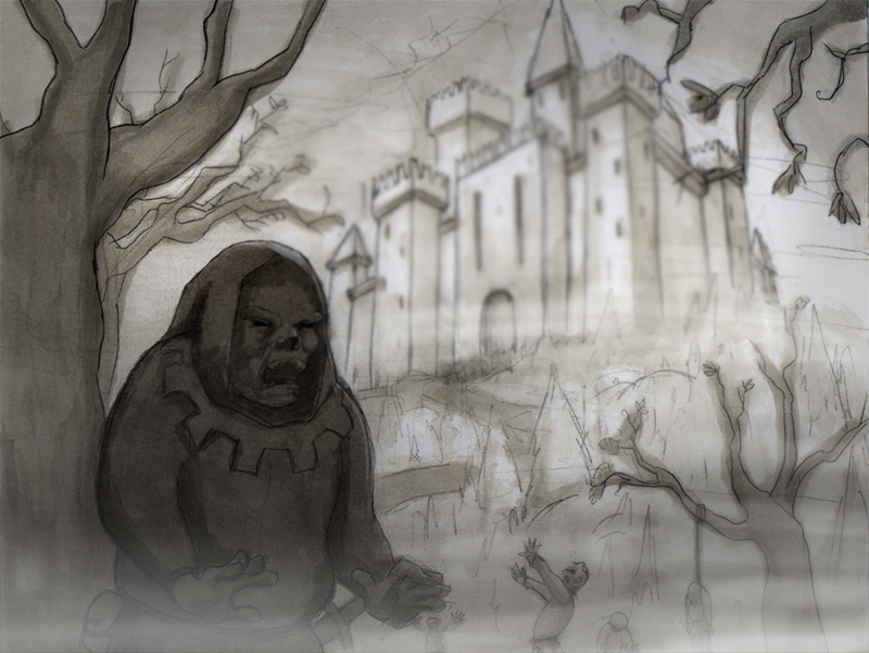 Medieval Halloween 2012
