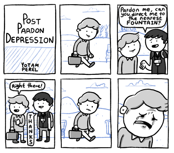 Post Pardon Depression