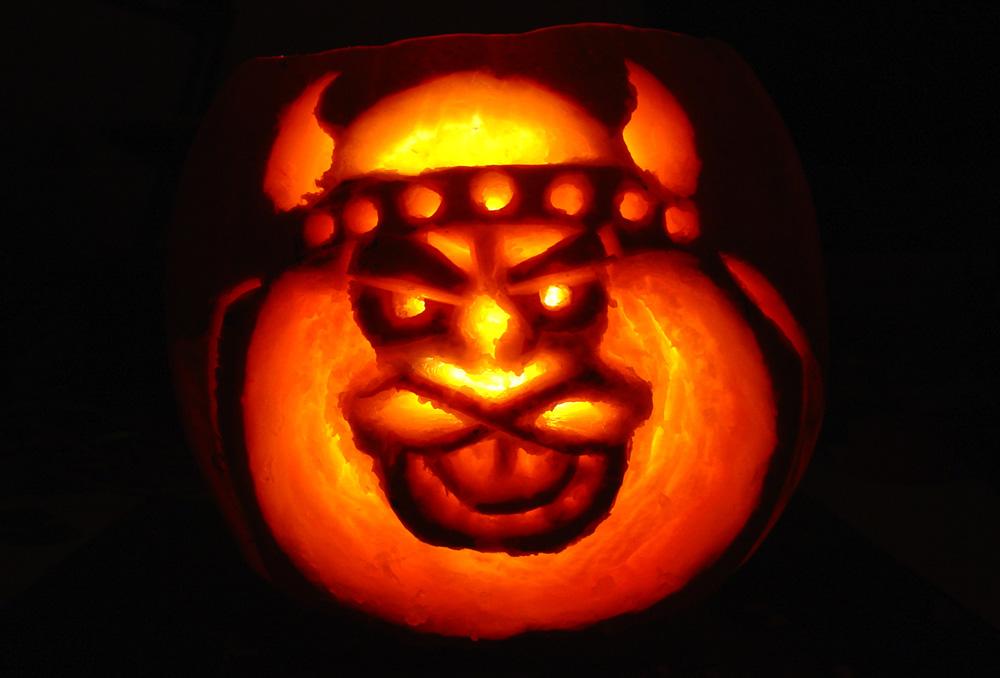 Prosnorkulus Pumpkin