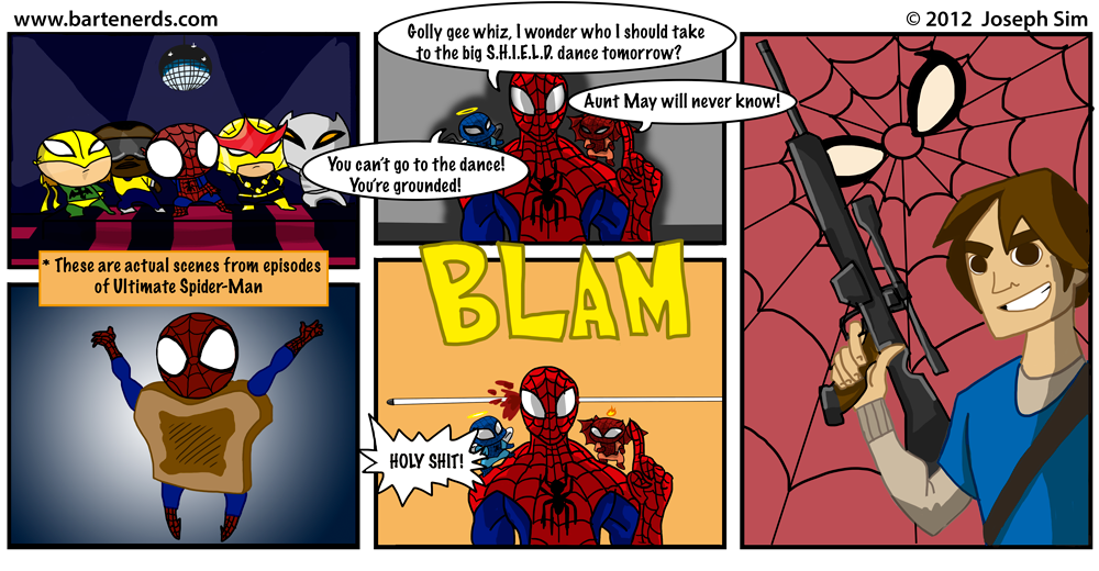 Best Ultimate Spider-Man Ever!