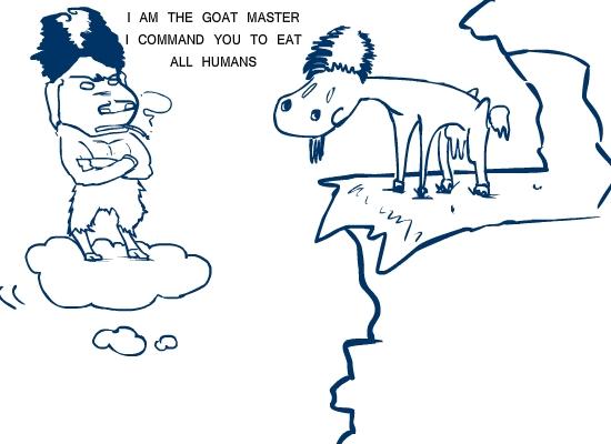 Goat Master