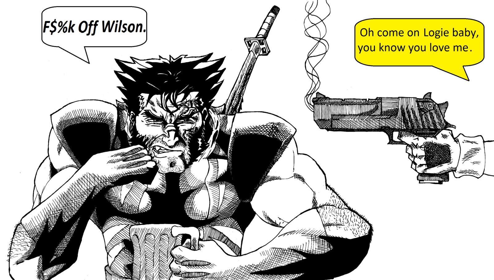 F$%k Off Wilson