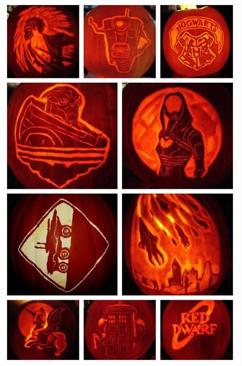 Pumpkins of 2012