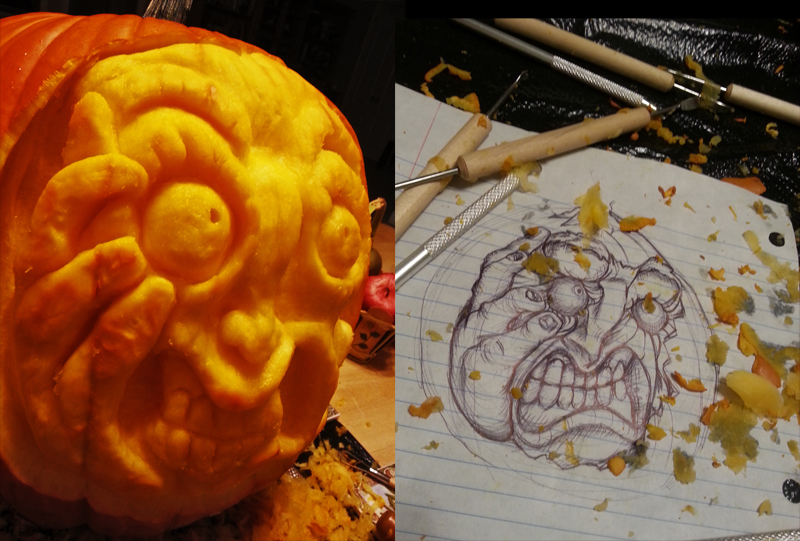 Pumpkin 2012