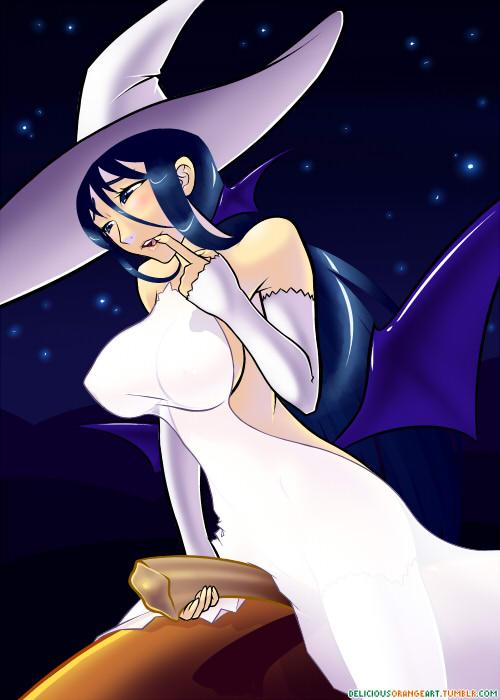 Mahou Shoujo Halloween Special