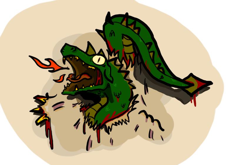 Dragon Burst