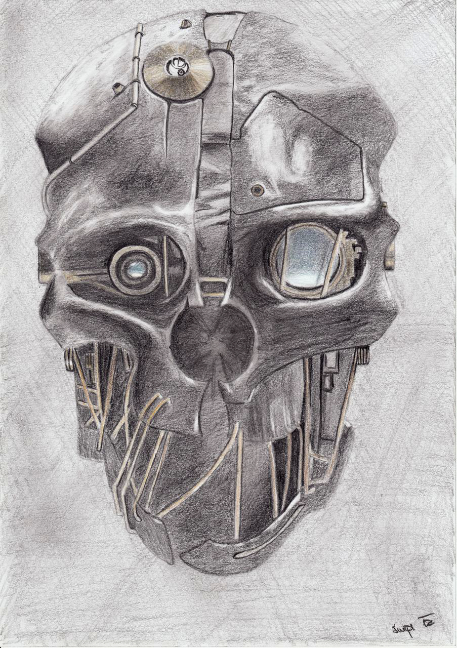 Corvo mask