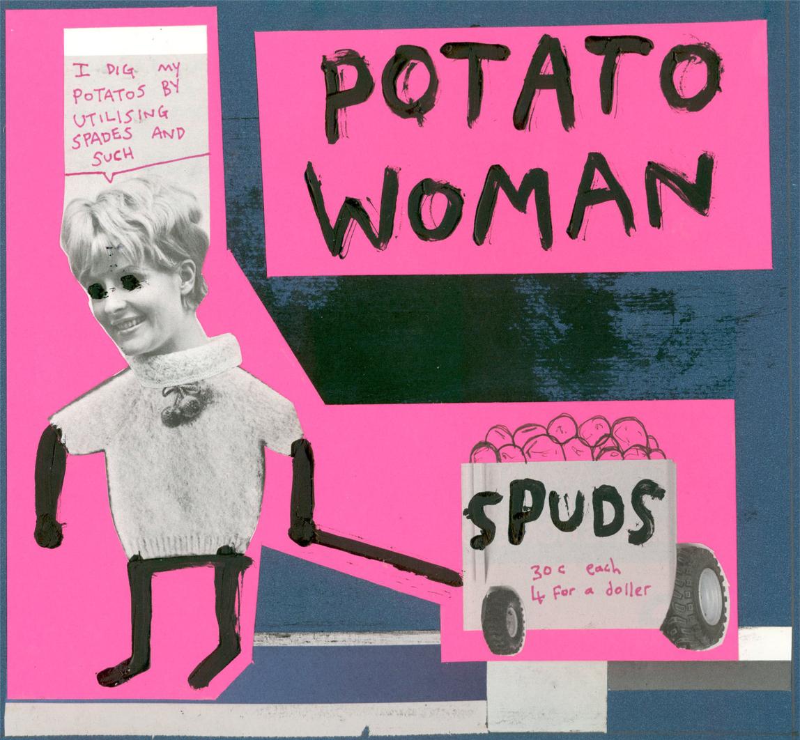 potato woman