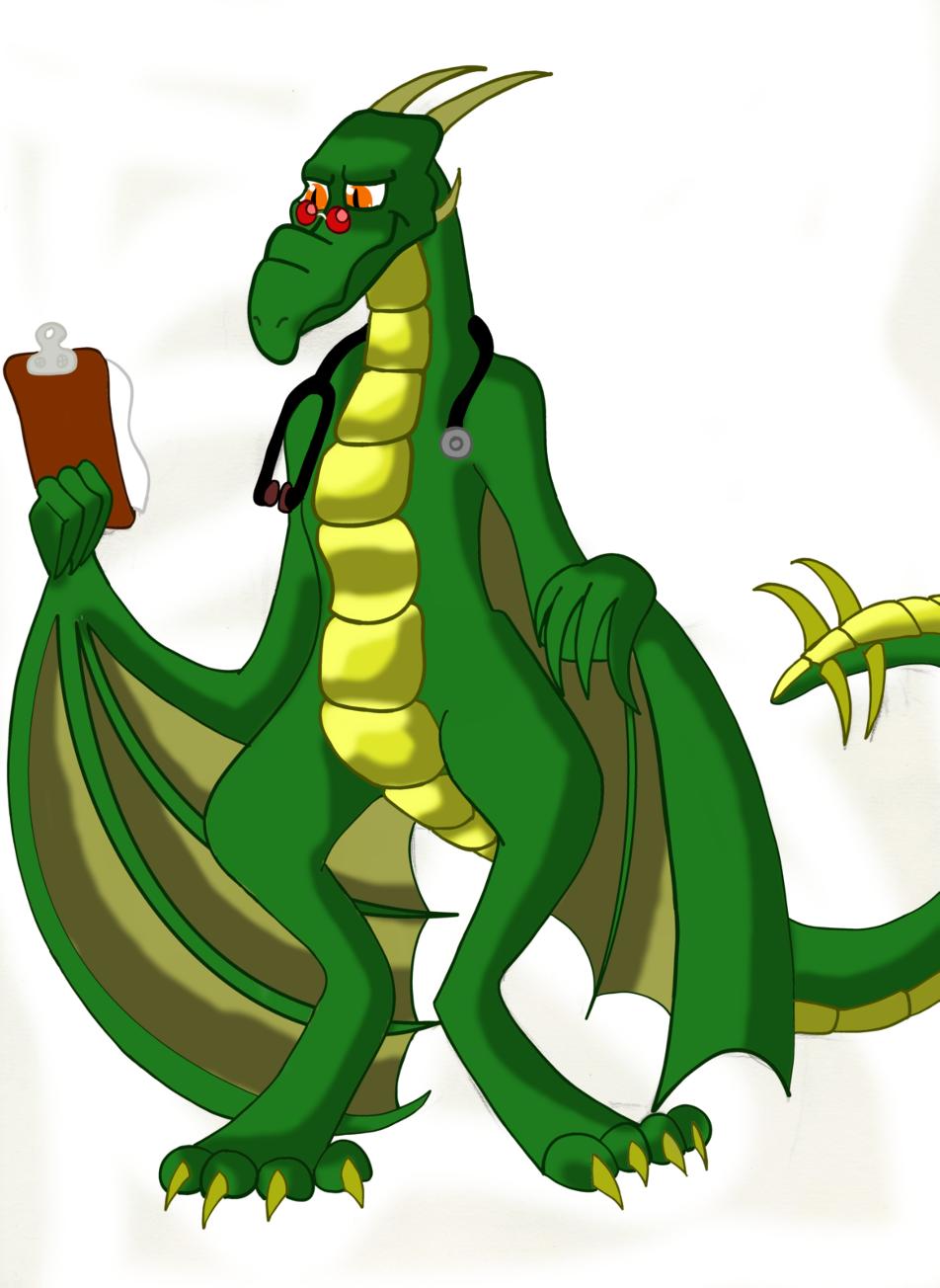 Dragon Doctor!