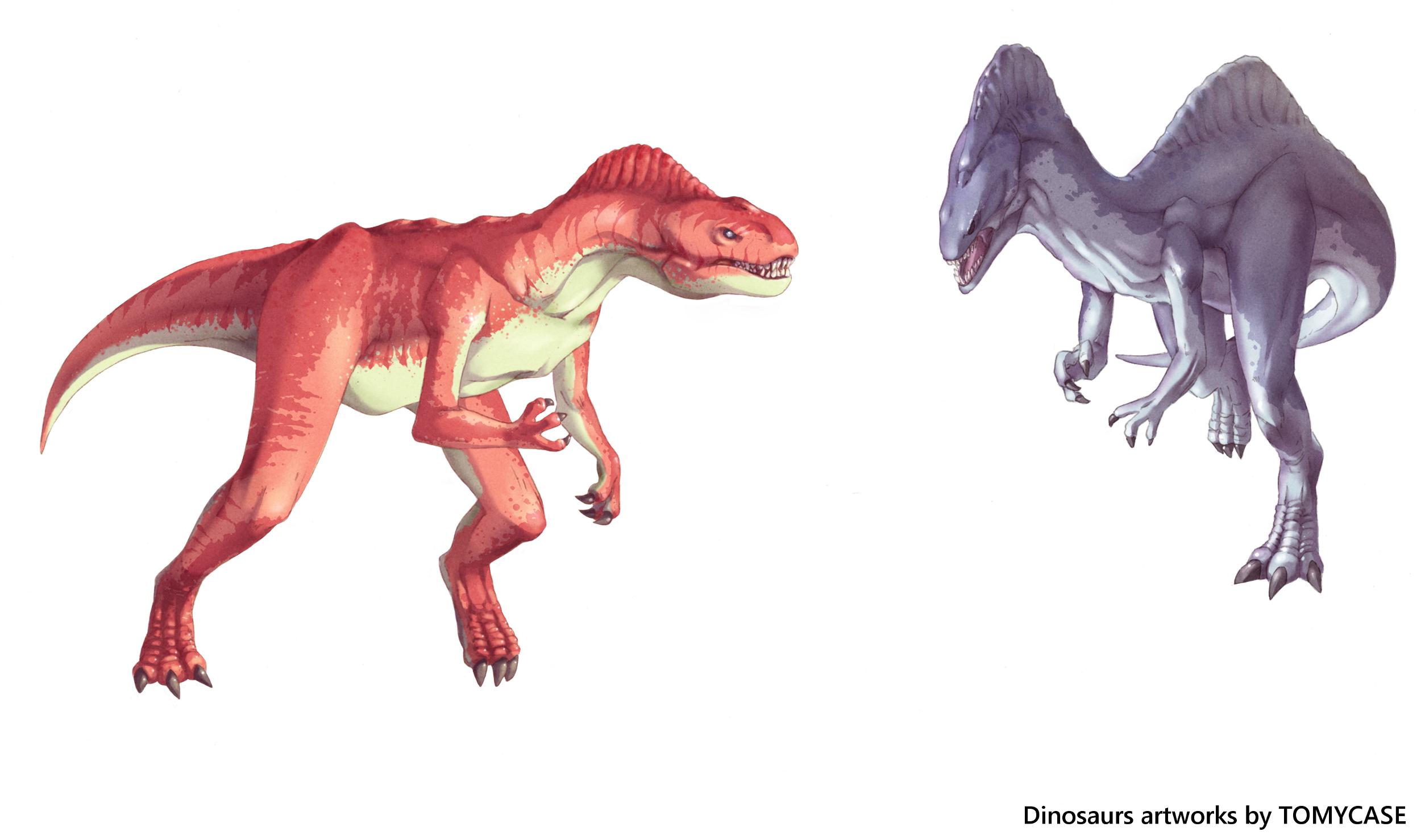 Fakesaurs