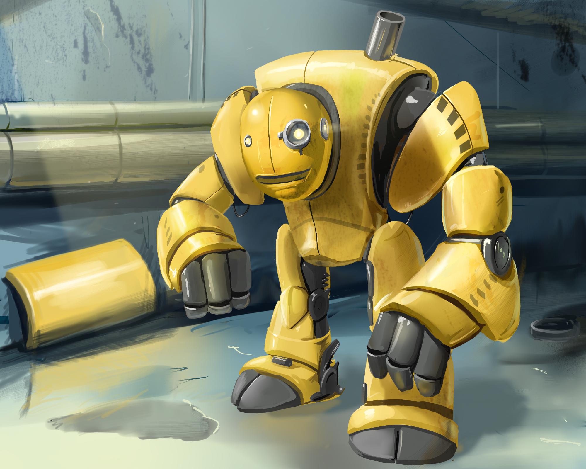Mechanical worker