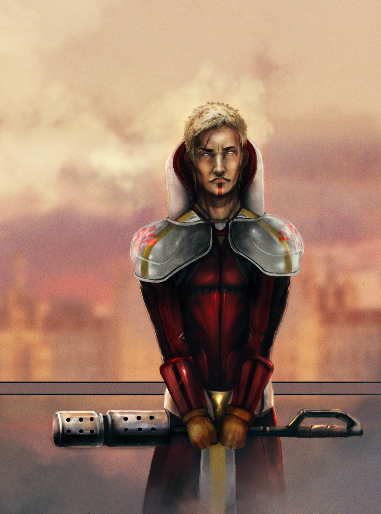 Dialo Vechs - The Highguard
