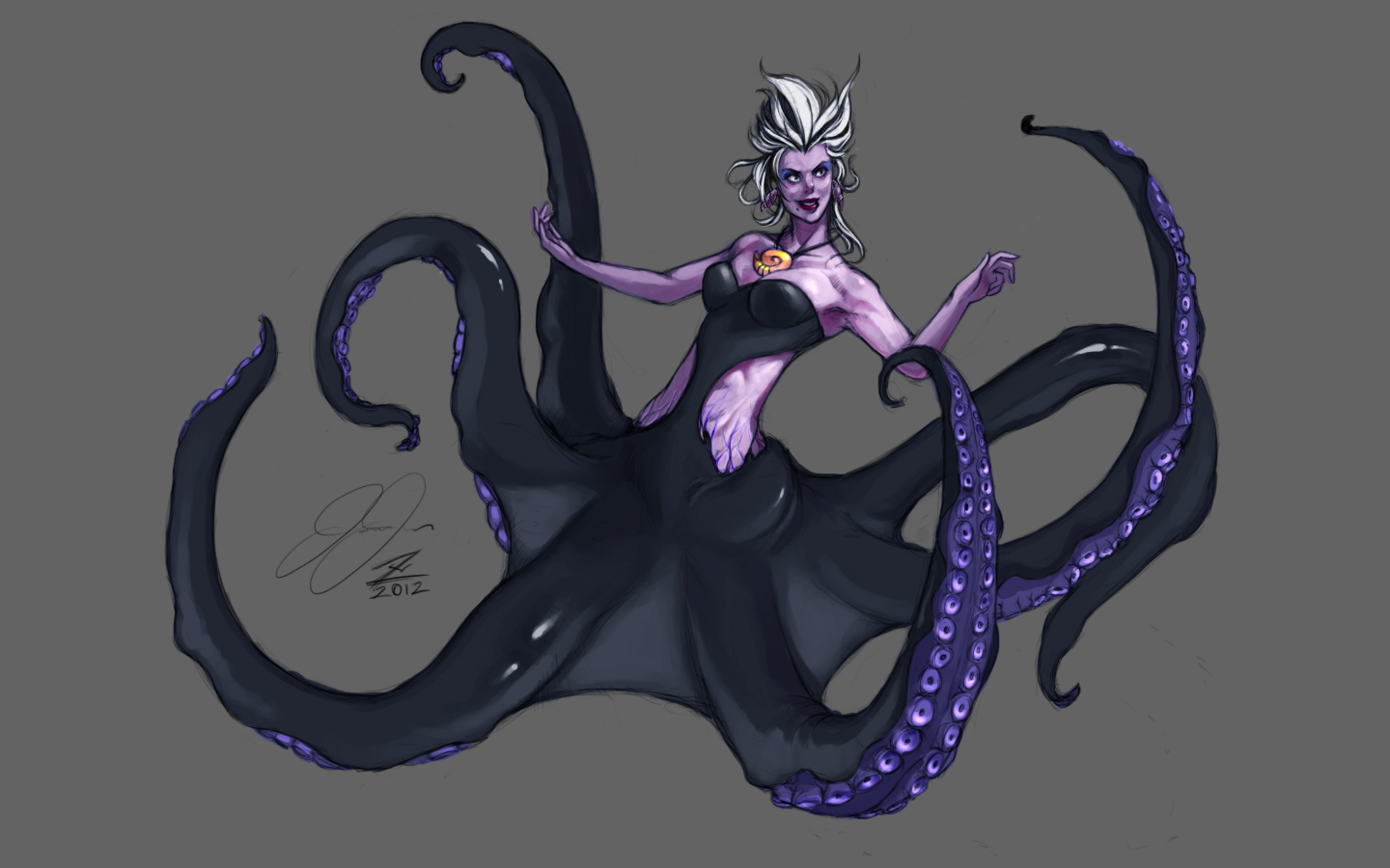 Ursula - Little Mermaid