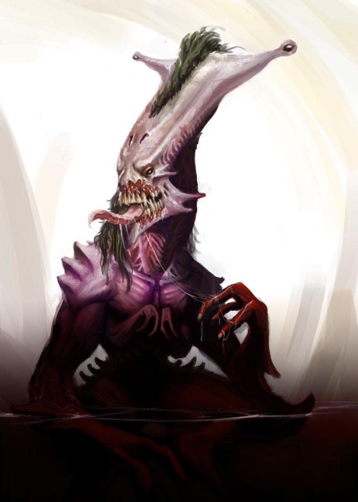 Alien Creature 2