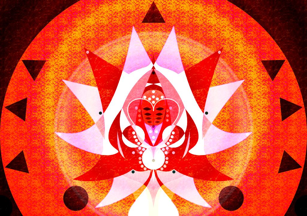 Sacral Lotus
