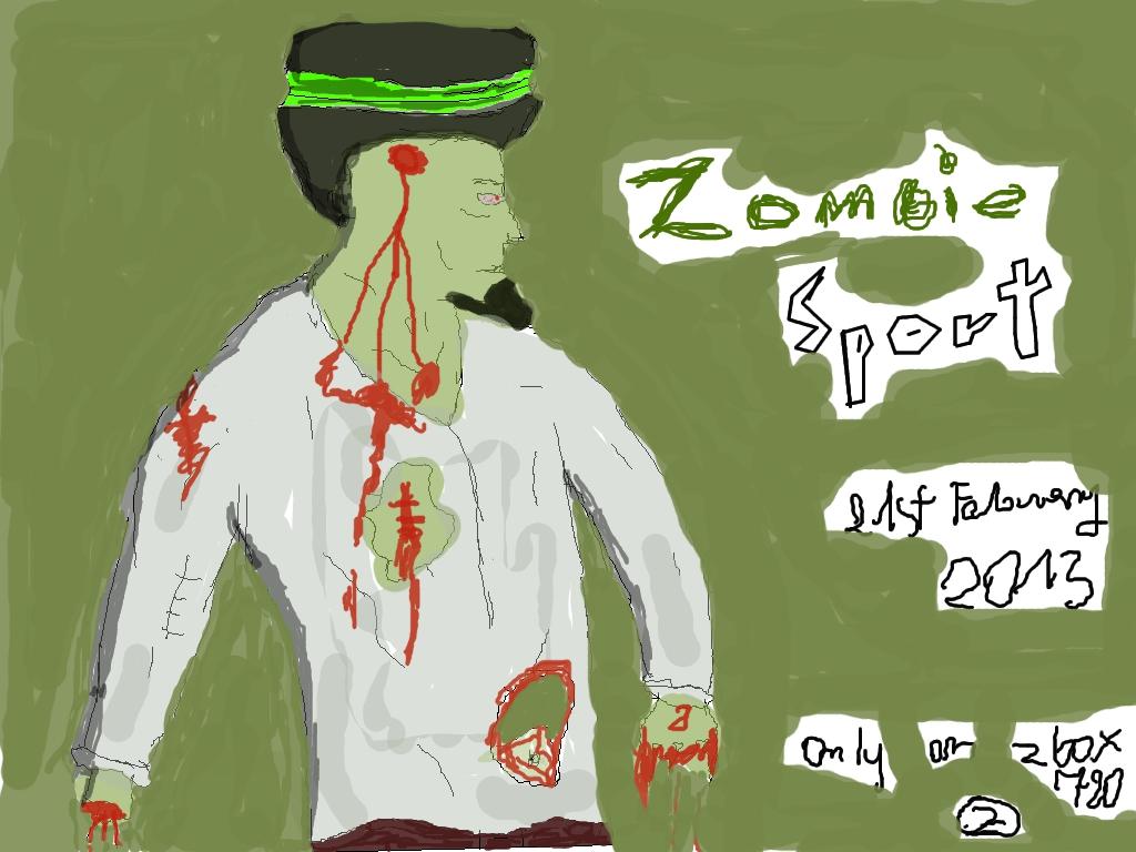 Zombie sport !