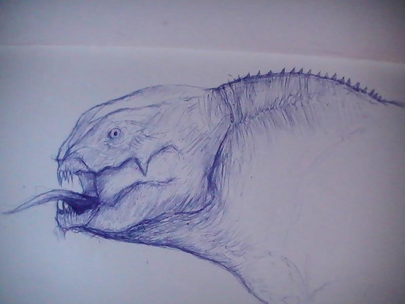 Swamo monster