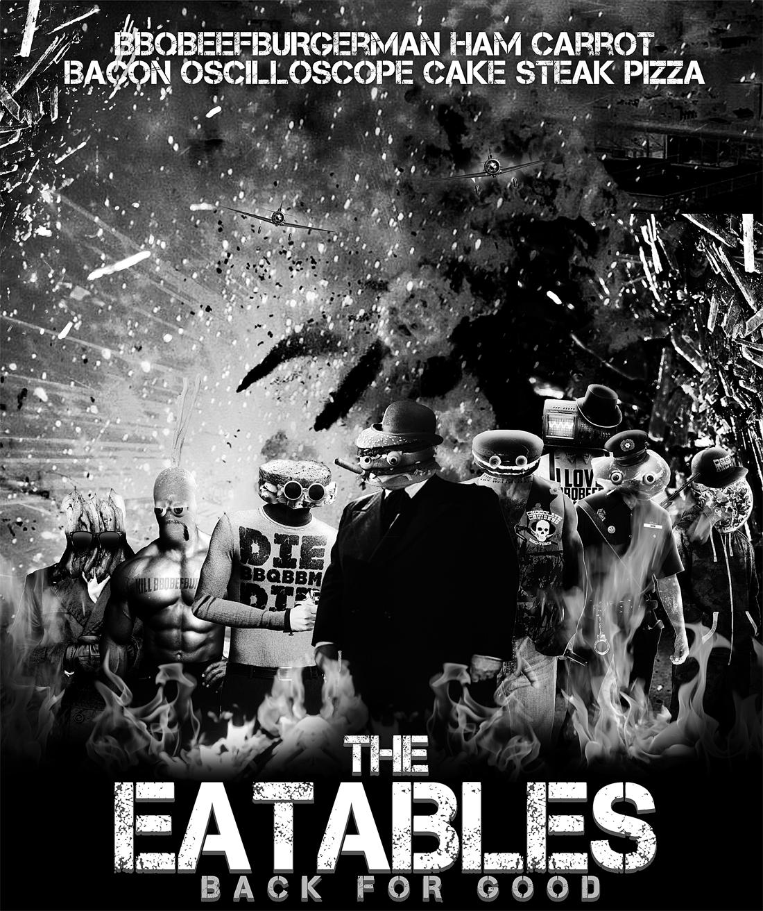 THE EATABLES