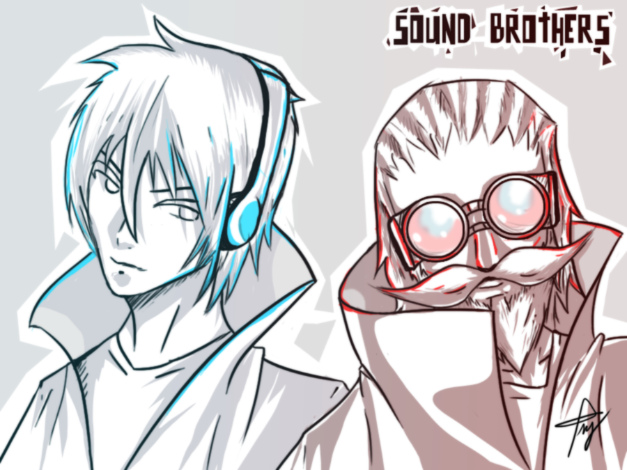 Sound brothers