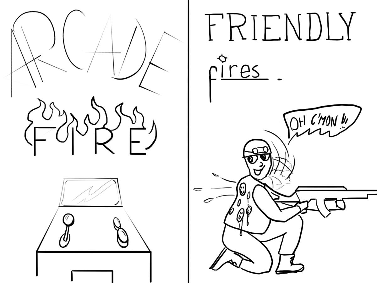 Freindly Arcade