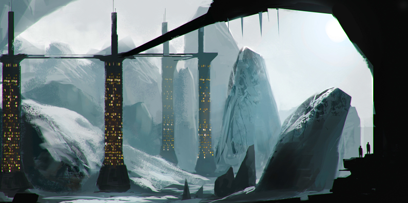 cold outpost