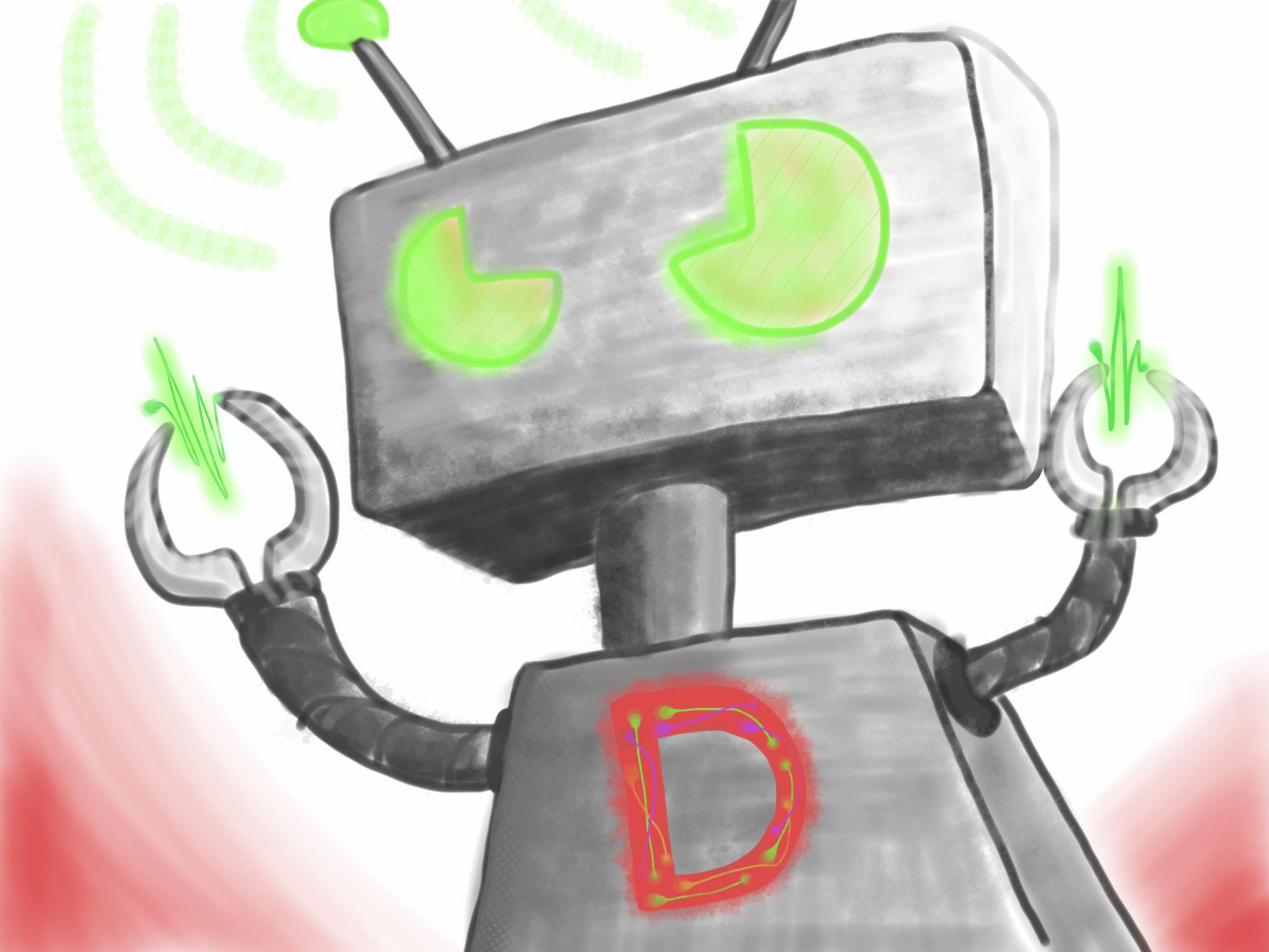 Dinklebot