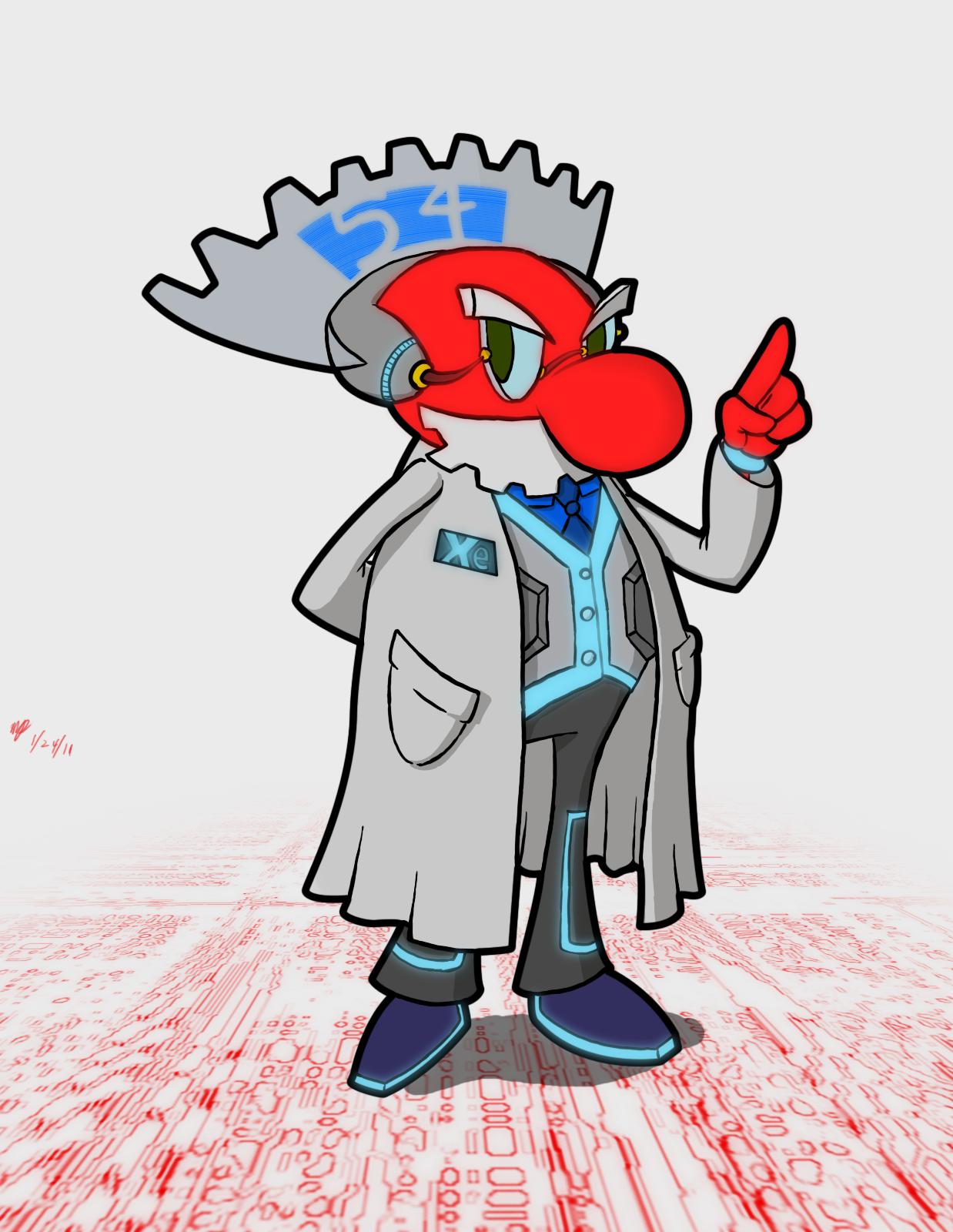 Prof. Xenon