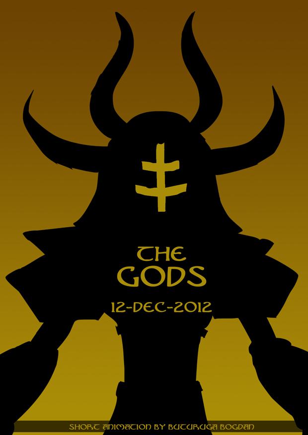The Gods - Teaser