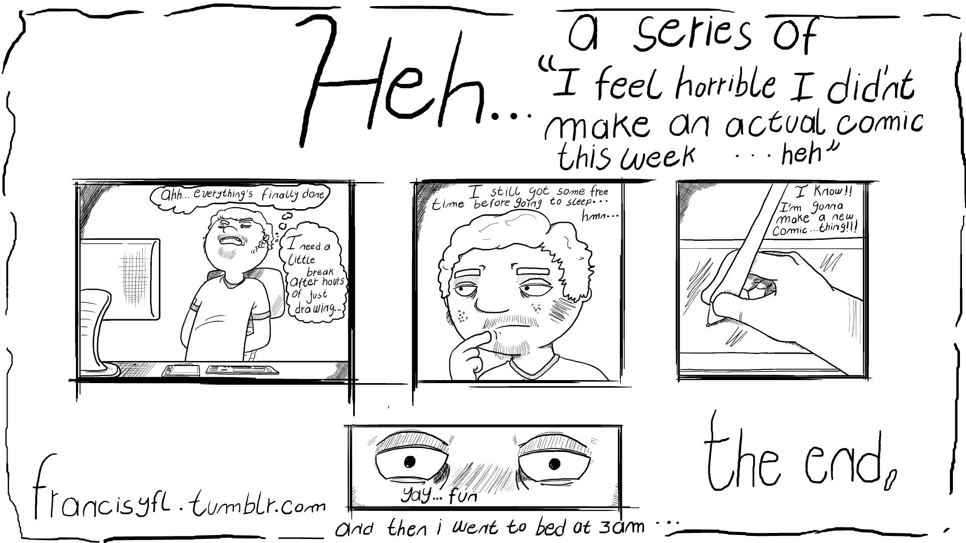 [Comic] - Heh - 1 - Nite